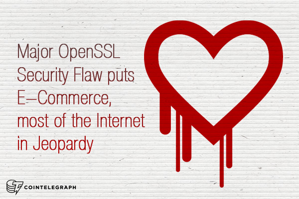 Major OpenSSL Security Flaw puts E-Commerce, most of the Internet in Jeopardy