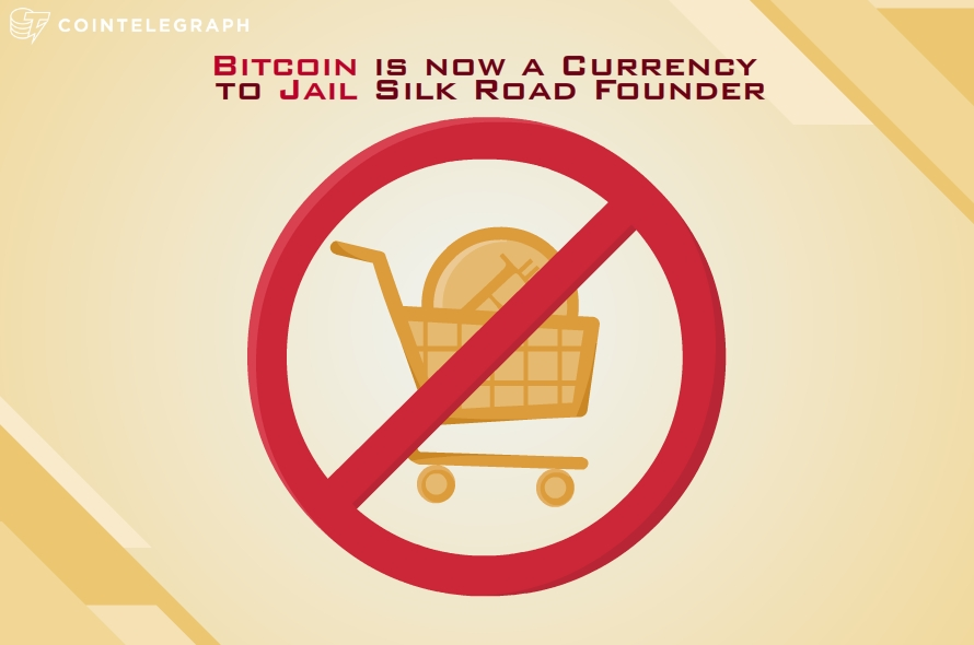 Bitcoin Bill will likely land Silk Road's Founder in Jail
