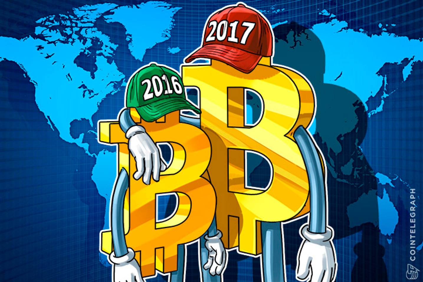 Vinny Lingham: Bitcoin Price Will Reach $3,000 in 2017