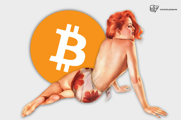 Bitporn: The naughty side of the coin