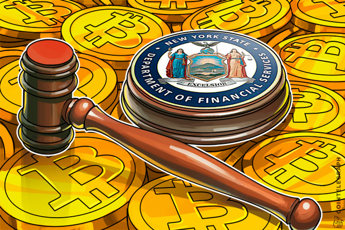 US First Cyber Security Regulation to Pressure Bitcoin Companies