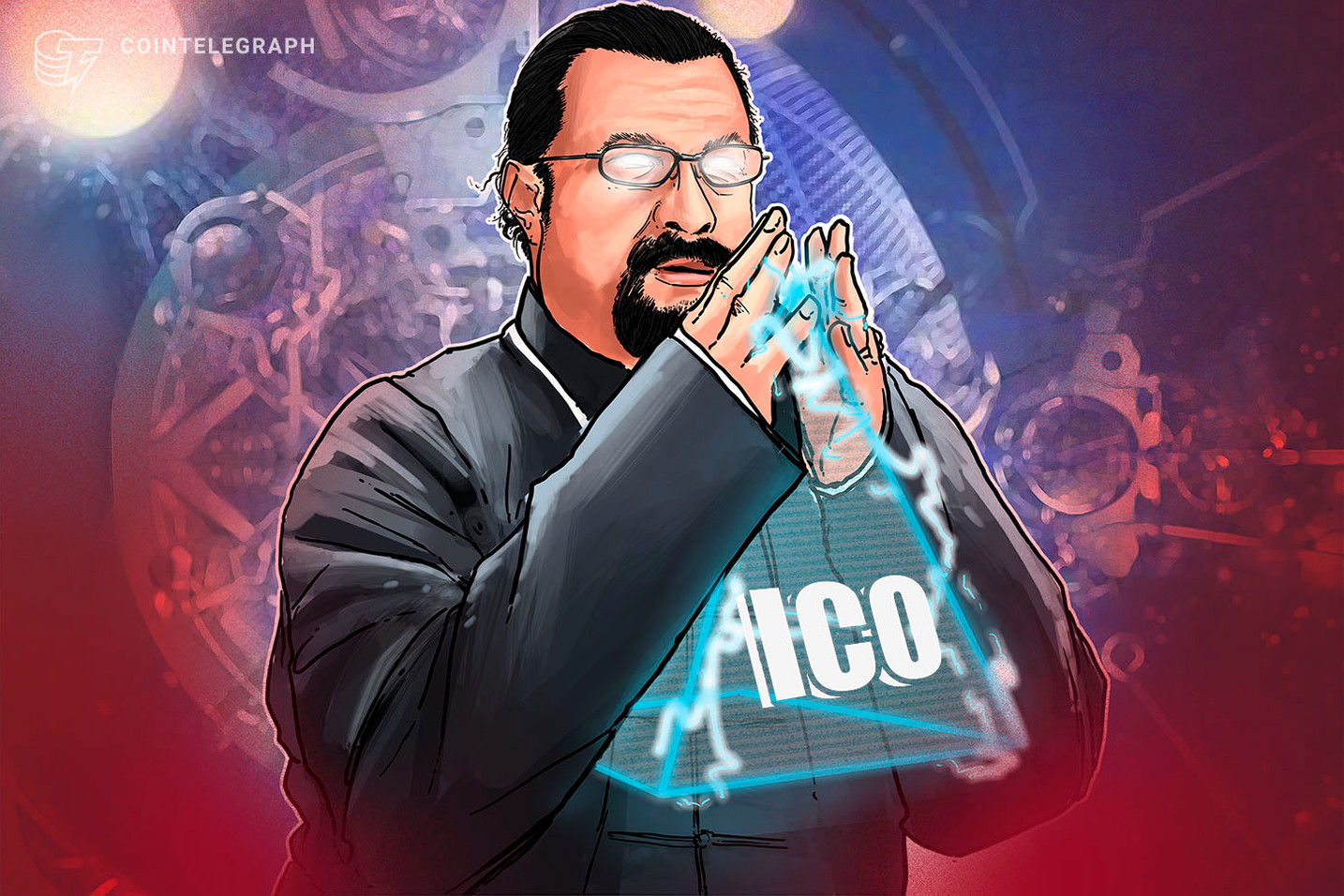 スティーブン・セガール、SECが告発|仮想通貨ビットコインのICOのプロモーションで【ニュース】