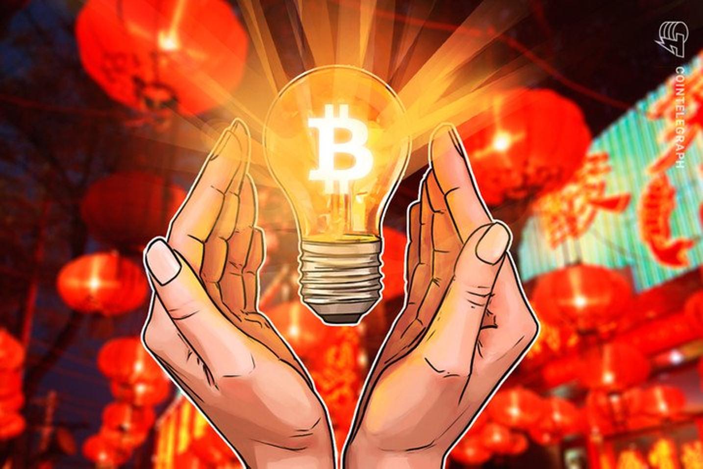 Transações de Bitcoin disparam e taxas de rede crescem quase 60% em um dia