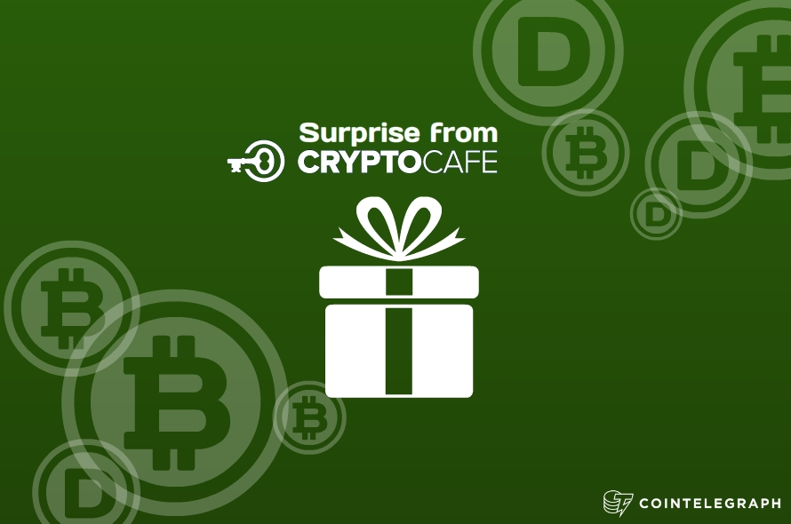 New Dogecoin payments and a Surprise from CryptoCafe Marketplace