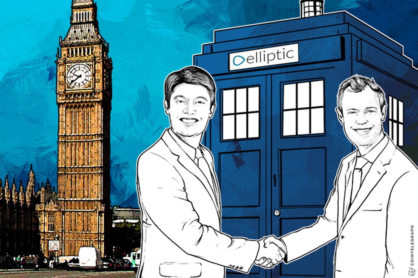 Elliptic Welcomes Aboard Bitcoin Foundation's Former Exec