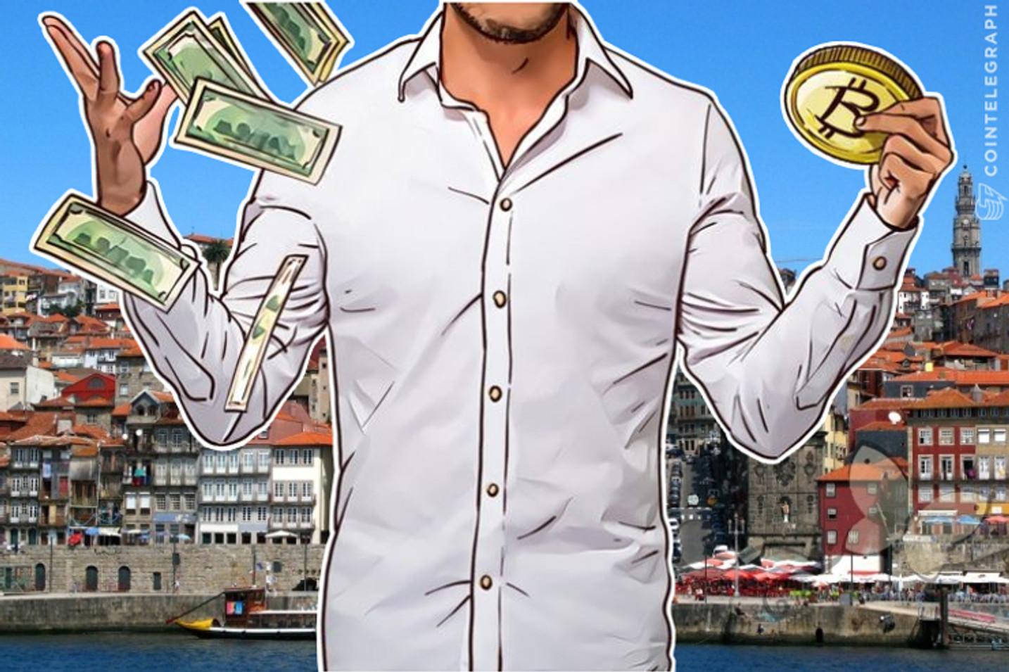Portugal exime del IVA el cambio y la remuneración por la extracción de criptomonedas