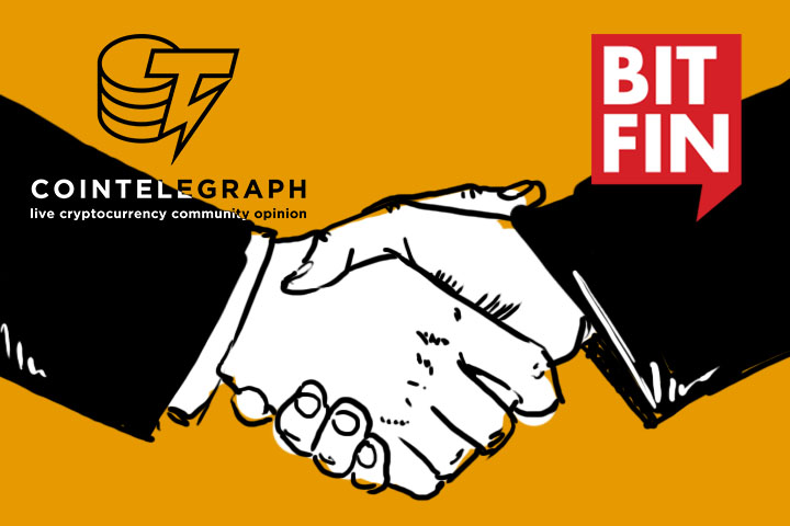 Cointelegraph Named Media Partner at BitFin 2014