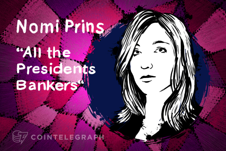 Best-Selling Author Nomi Prins Makes Harsh Predictions on the Future of the Economy and Finance