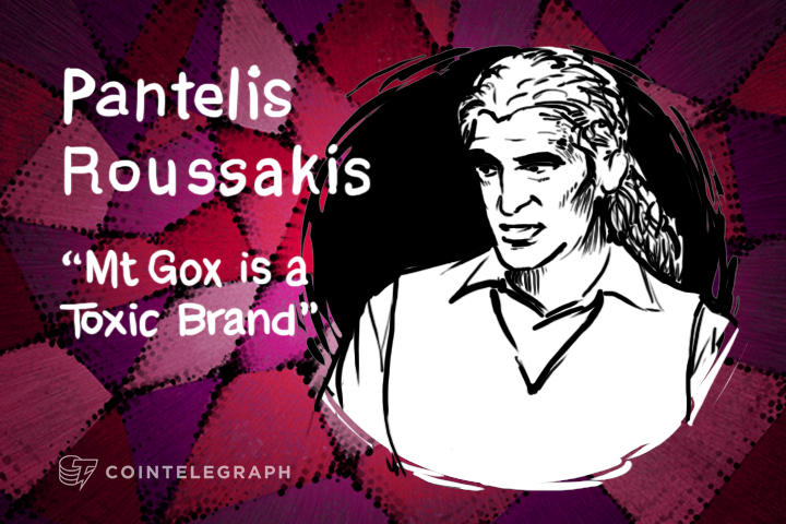 """Mt Gox is a Toxic Brand"" - Pantelis Roussakis, Australian BTC Association VP Interview"