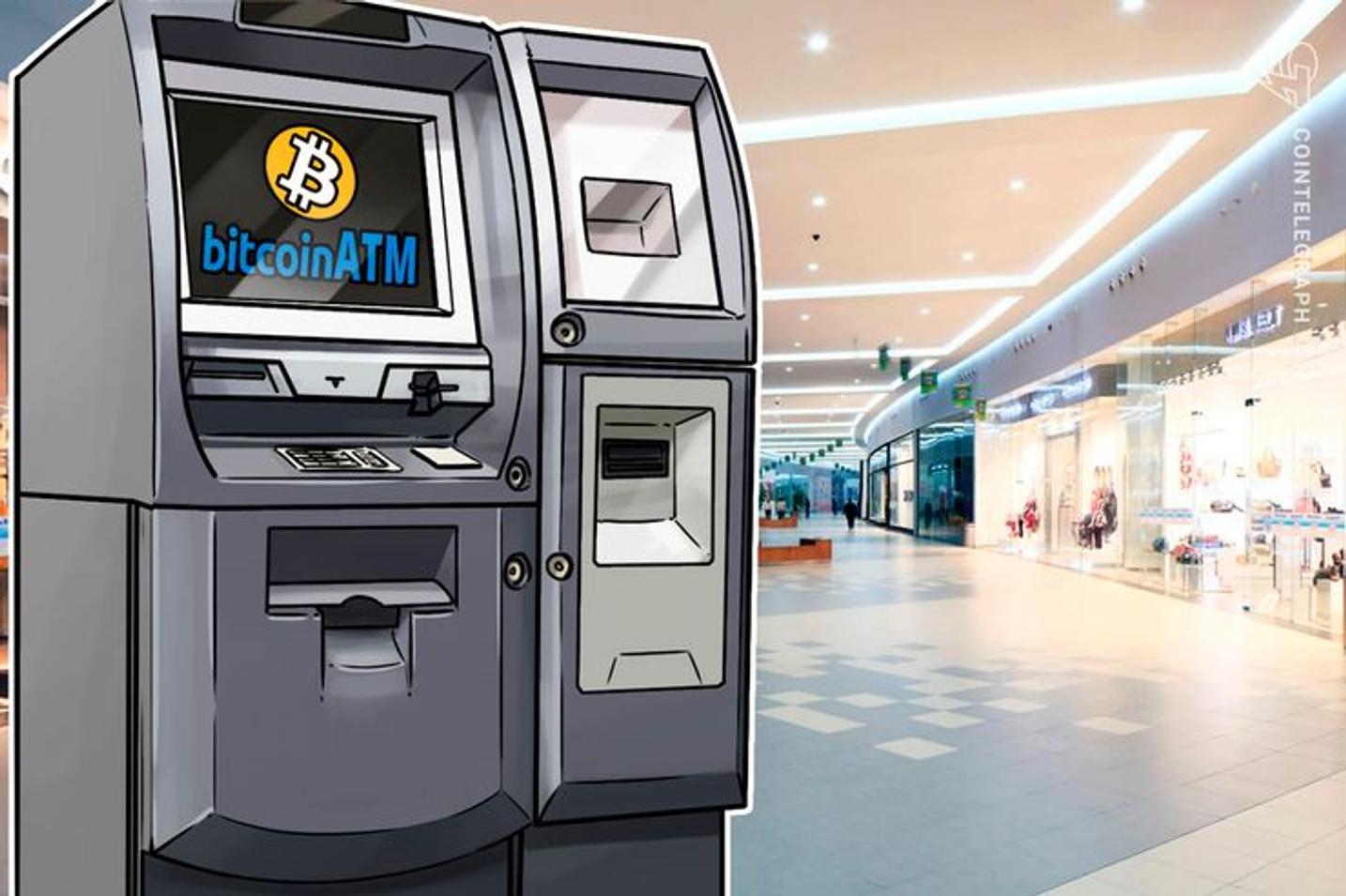 Österreichische Post stellt Bitcoin-Geldautomaten auf