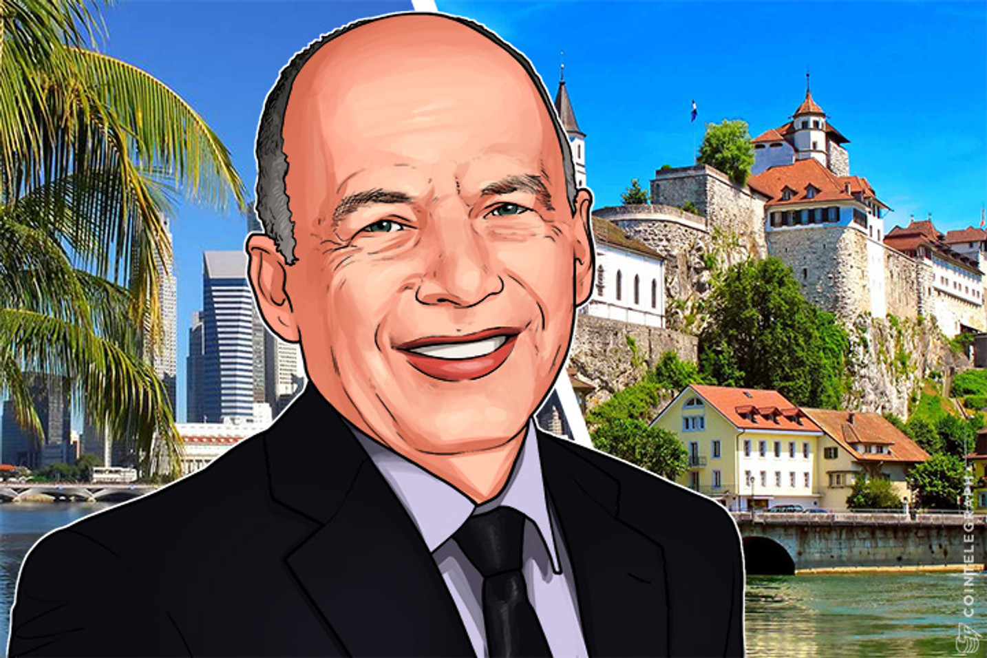 Fintech Trend: Why Switzerland Pushes For Cooperation With Singapore