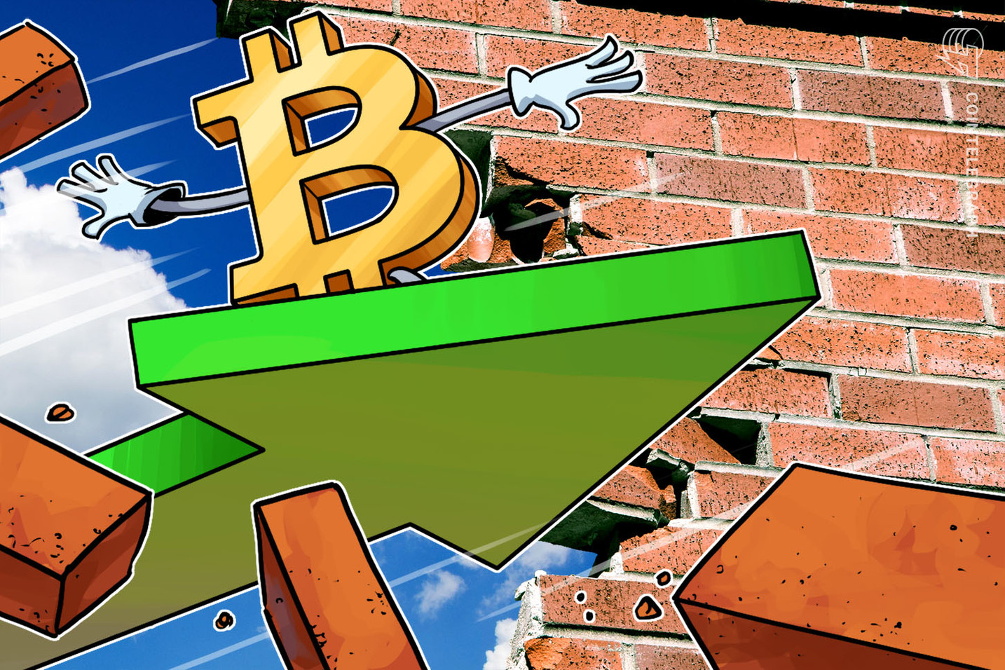 仮想通貨ビットコイン、長期下降トレンド崩す 2万ドル回復はあるか?