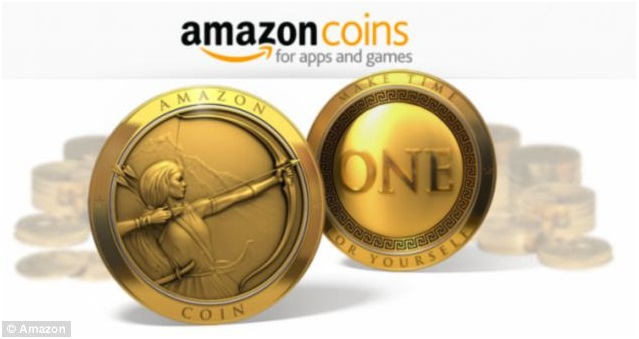 Amazon virtual currency is now available for UK Kindle owners