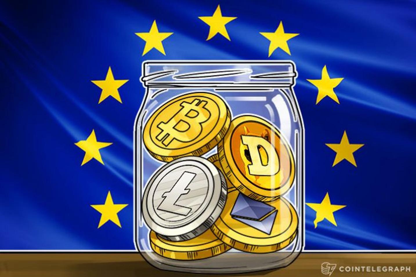 EUがビットコイン取引の監視と仮想通貨利用者の個人情報登録を義務付けか
