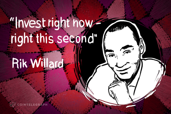 Rik Willard on Bitcoin for Business: 'Invest right now'