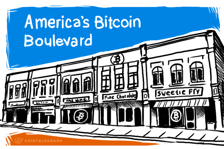 America's Bitcoin Boulevard set to launch May 1