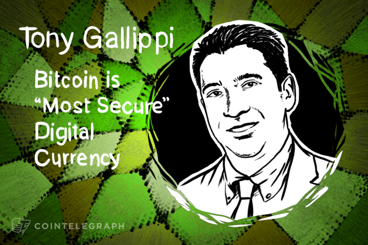 """Tony Gallippi of BitPay: Bitcoin is """"Most Secure"""" Digital Currency"""