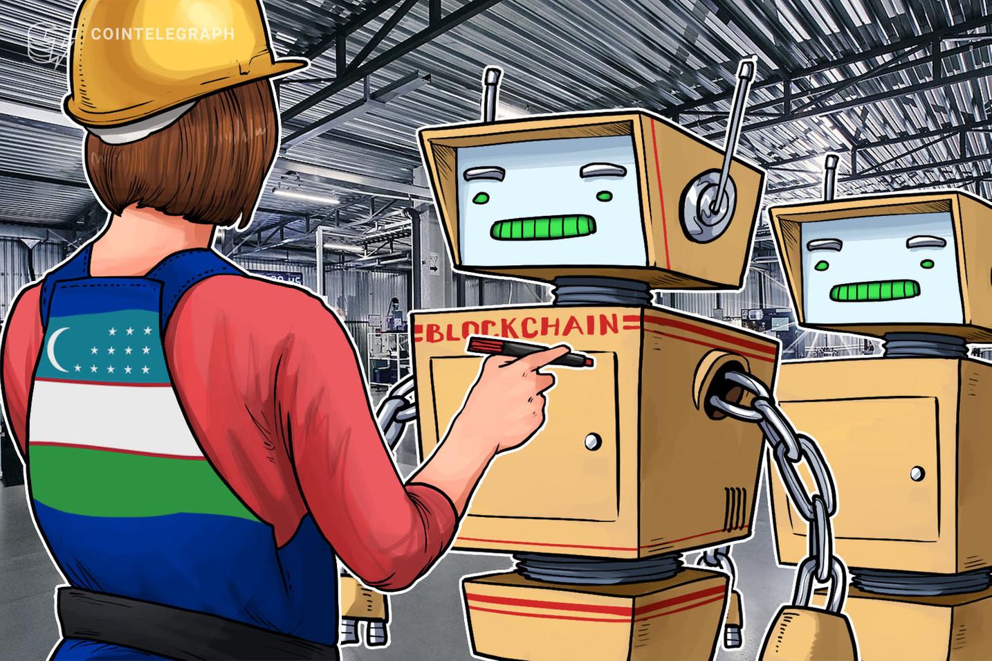 Uzbequistão cria fundo de desenvolvimento de blockchain do estado