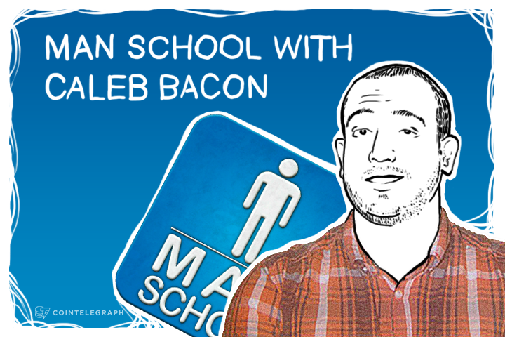 MAN SCHOOL WITH CALEB BACON