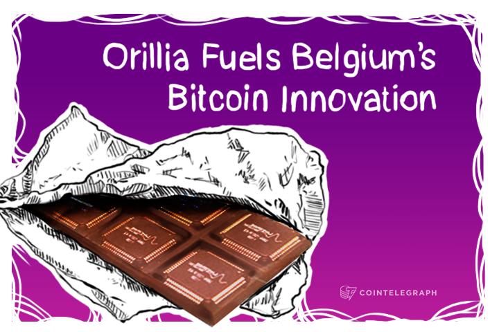 Orillia Fuels Belgium's Bitcoin Innovation
