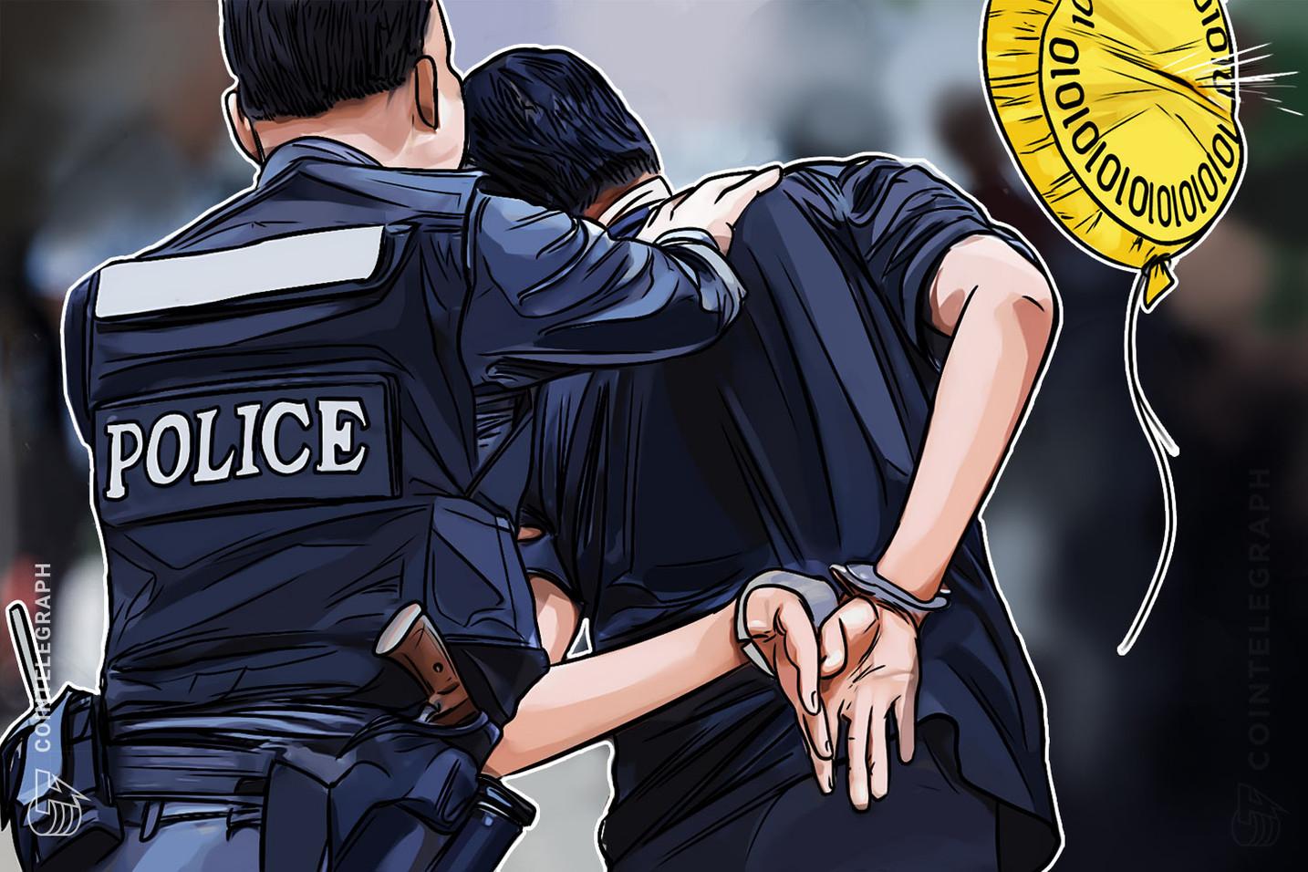"""عاجل: احتجاز مؤسس بورصة العملات المشفرة """"أوكي إكس"""" بتهم الاحتيال بالعملات المشفرة في الصين"""