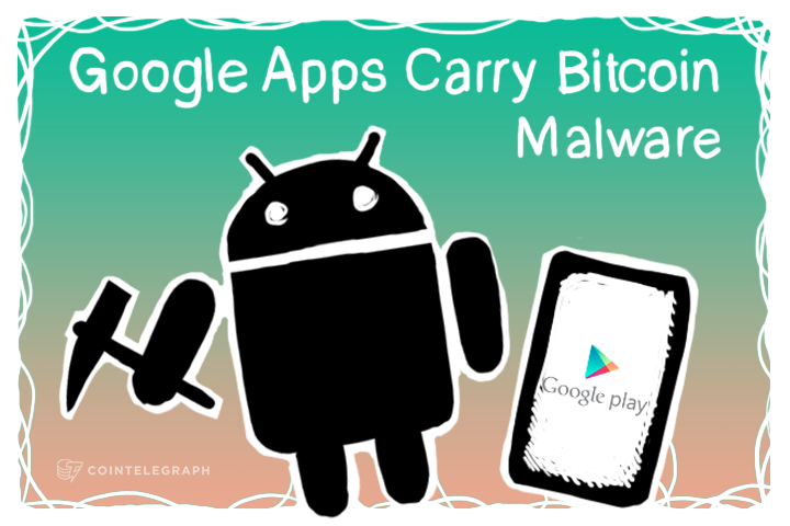 Bitcoin Mining Malware Detected On Android Apps