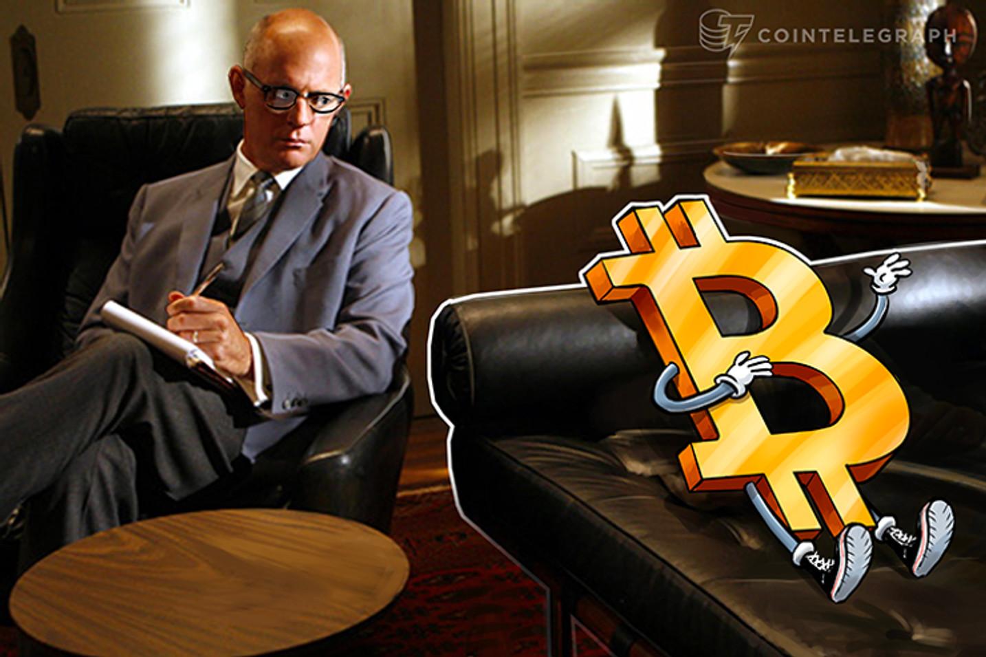 'Eu vejo no Bitcoin uma possibilidade de renascer o comercio global sem o estado', diz o anarcocapitalista Paulo Kogos