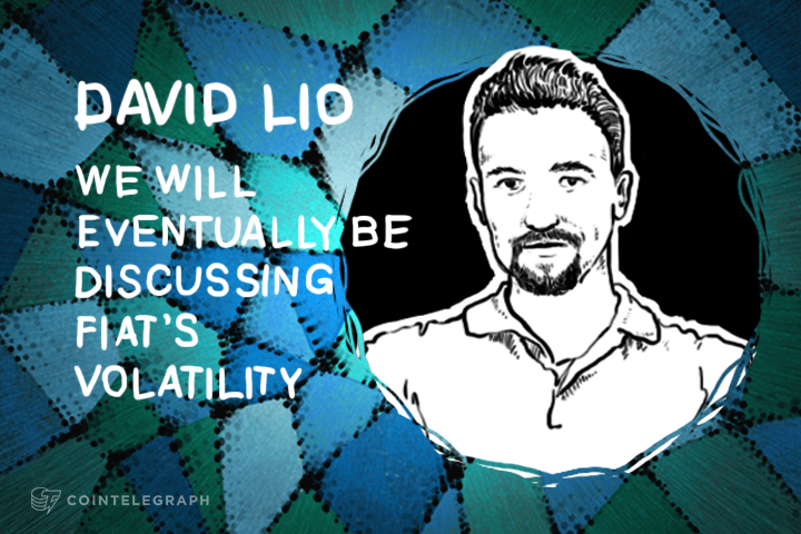 DAVID LIO: WE WILL EVENTUALLY BE DISCUSSING FIAT'S VOLATILITY