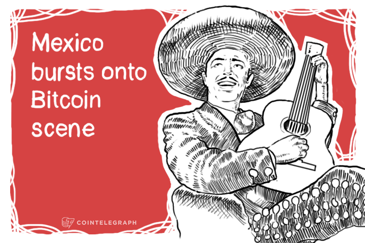 Mexico bursts onto Bitcoin scene with Foundation and Exchange