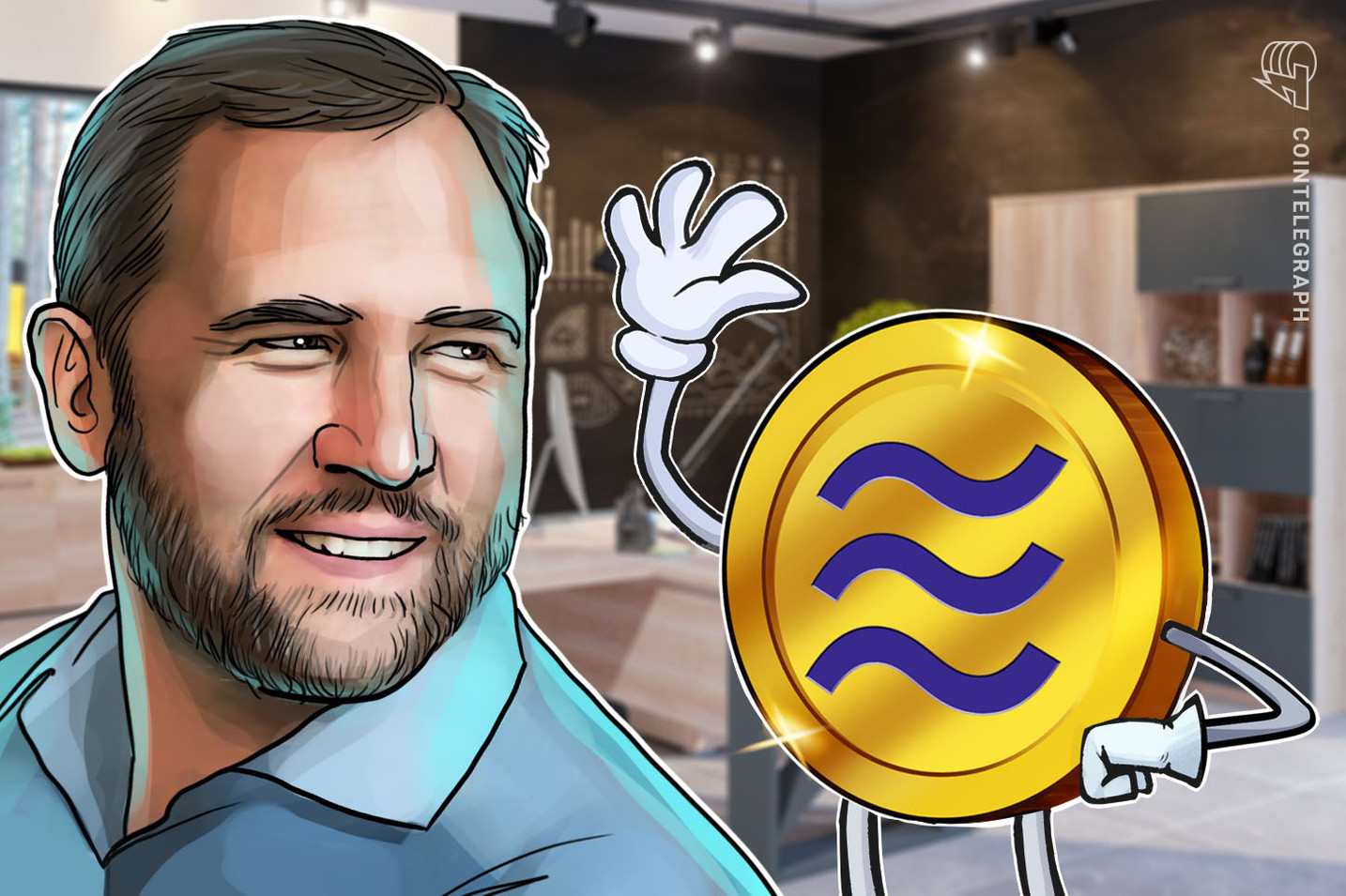 Ripple CEO Brad Garlinghouse Concerned About Effects of Facebook's Libra