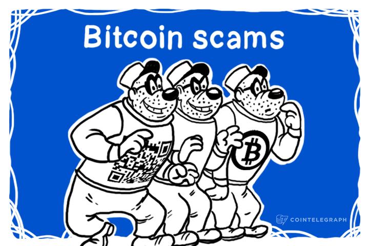 Bitcoin scams: How safe am I?