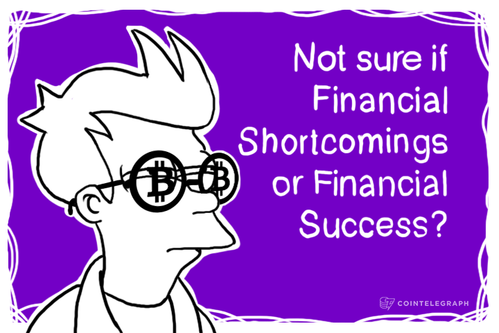 Talking Bitcoin: Financial Shortcomings or Financial Success?