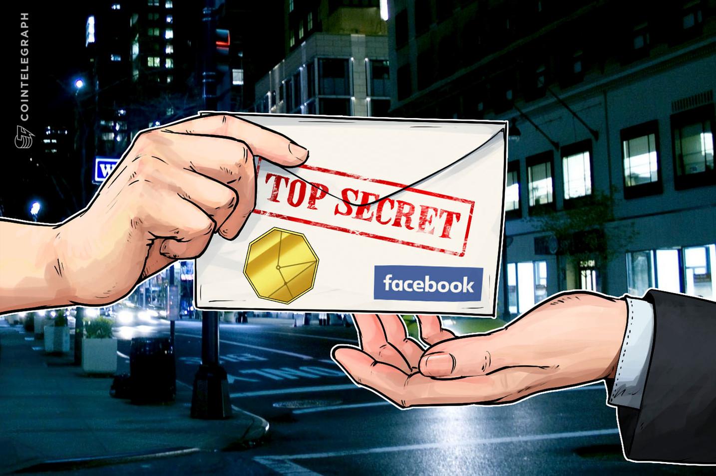 フェイスブックが独自の仮想通貨を検討中か=米メディアが報道
