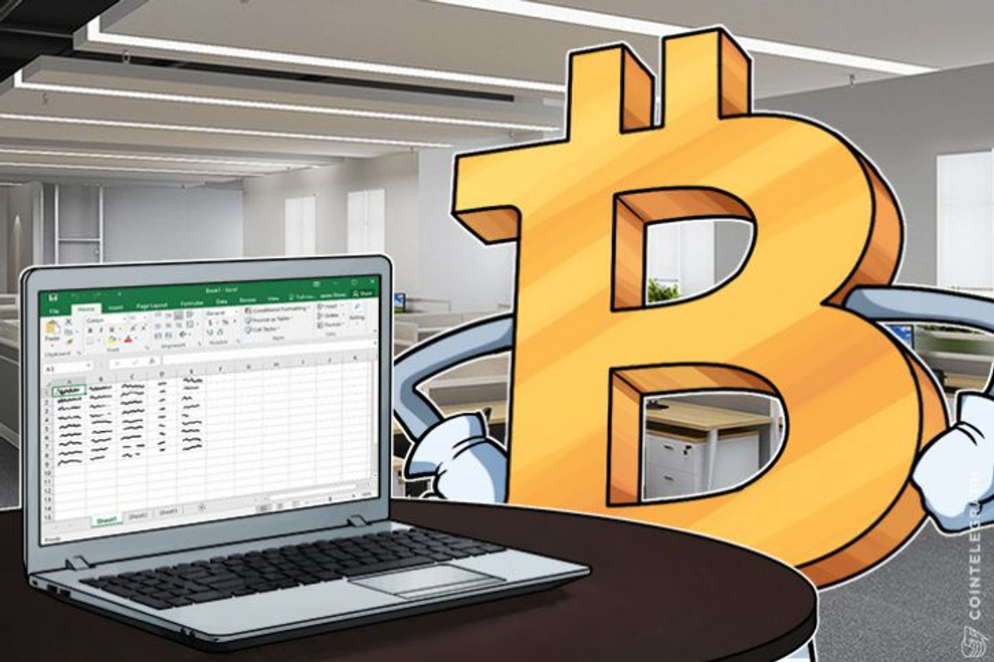 Microsoft-ov dodatak - ogromna podrška za bitkoin