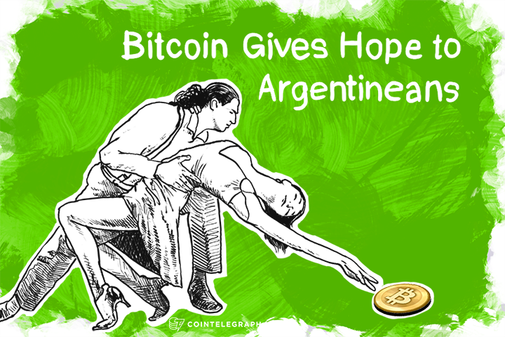 Bitcoin Gives Hope to Argentineans