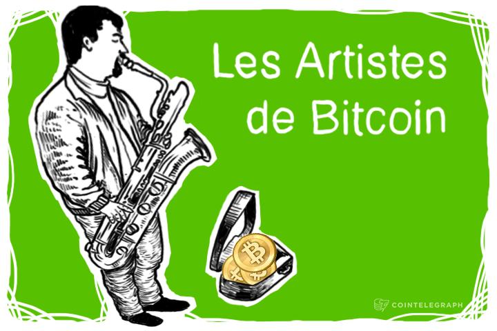 Les Artistes de Bitcoin