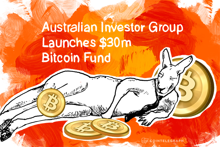 Australian Investor Group Launches $30m Bitcoin Fund