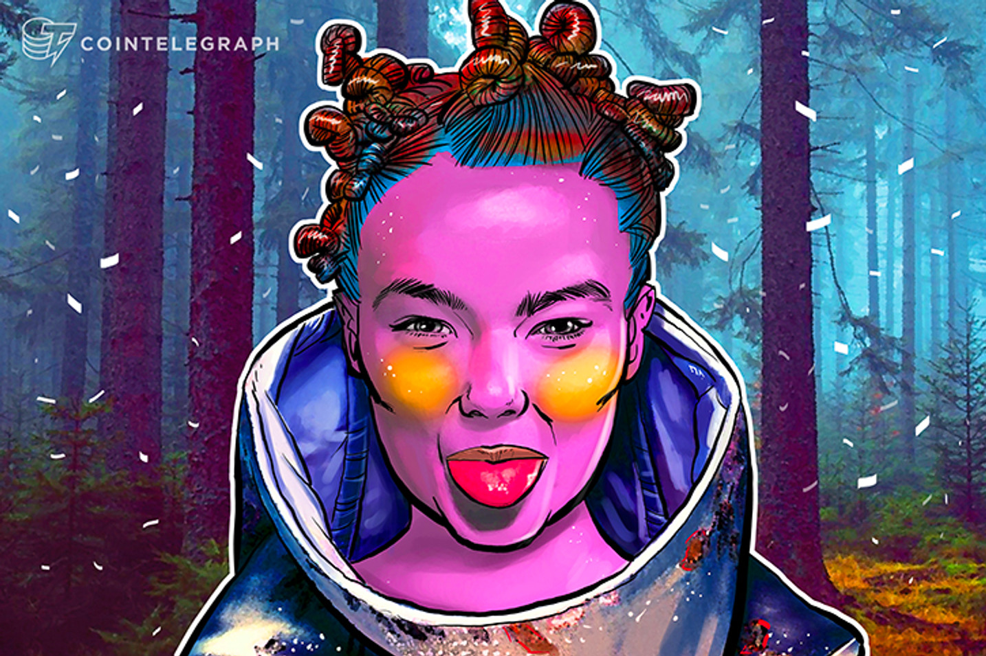Bjork's Latest Album Available With Bitcoin, Other Cryptocurrencies, Shows Adoption