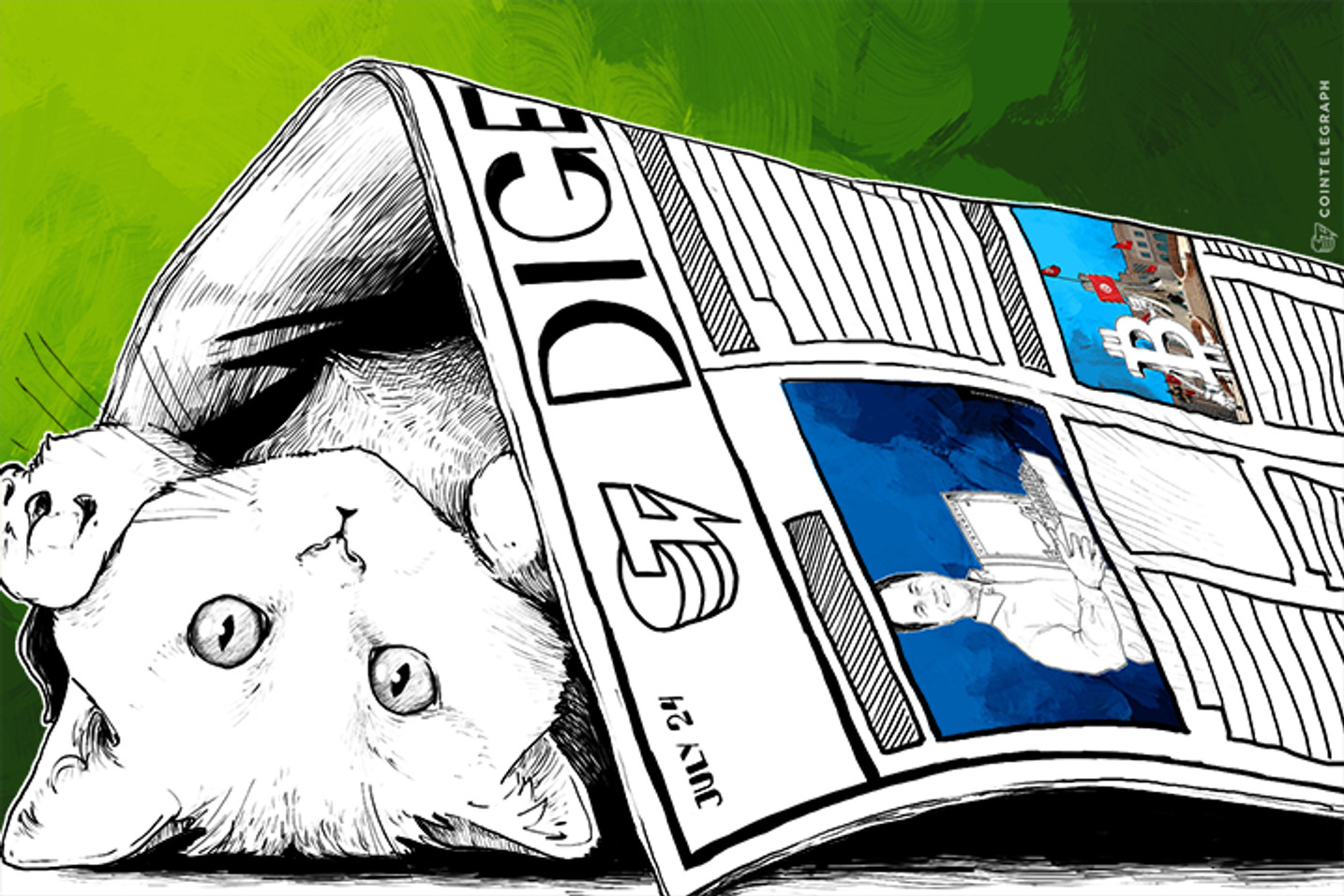 JUL 24 DIGEST: Federal Reserve Publishes Study on Virtual Currency; NASDAQ to Pioneer Bitcoin Tech