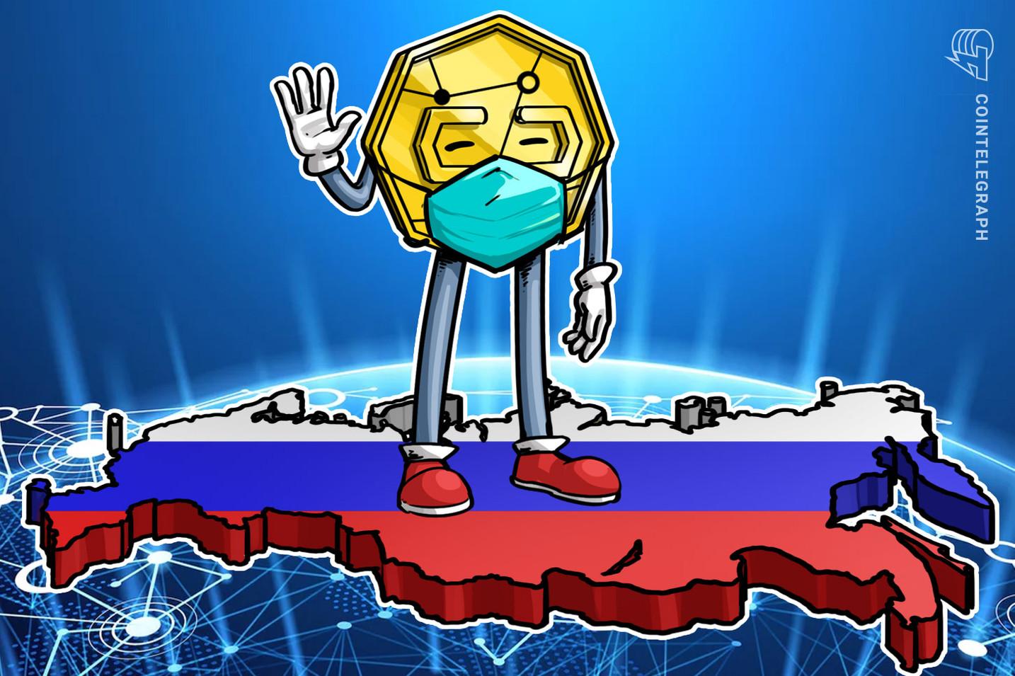 Coronavirus Lockdown Boosts Bitcoin Trading in Russia
