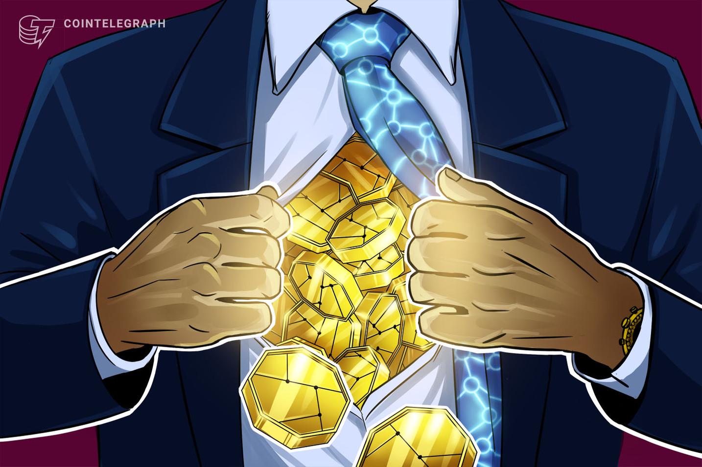 El CEO de Ripple, Brad Garlinghouse, les dice a los bancos que 'criptomoneda no es una mala palabra'
