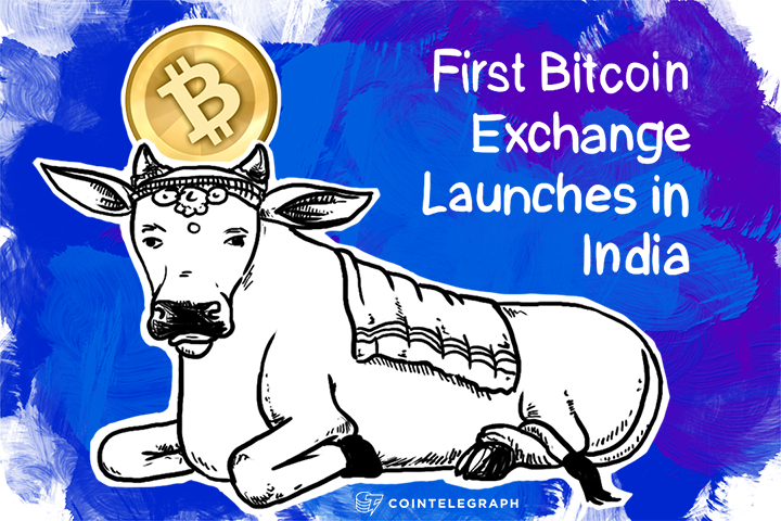 First Bitcoin Exchange Launches in India