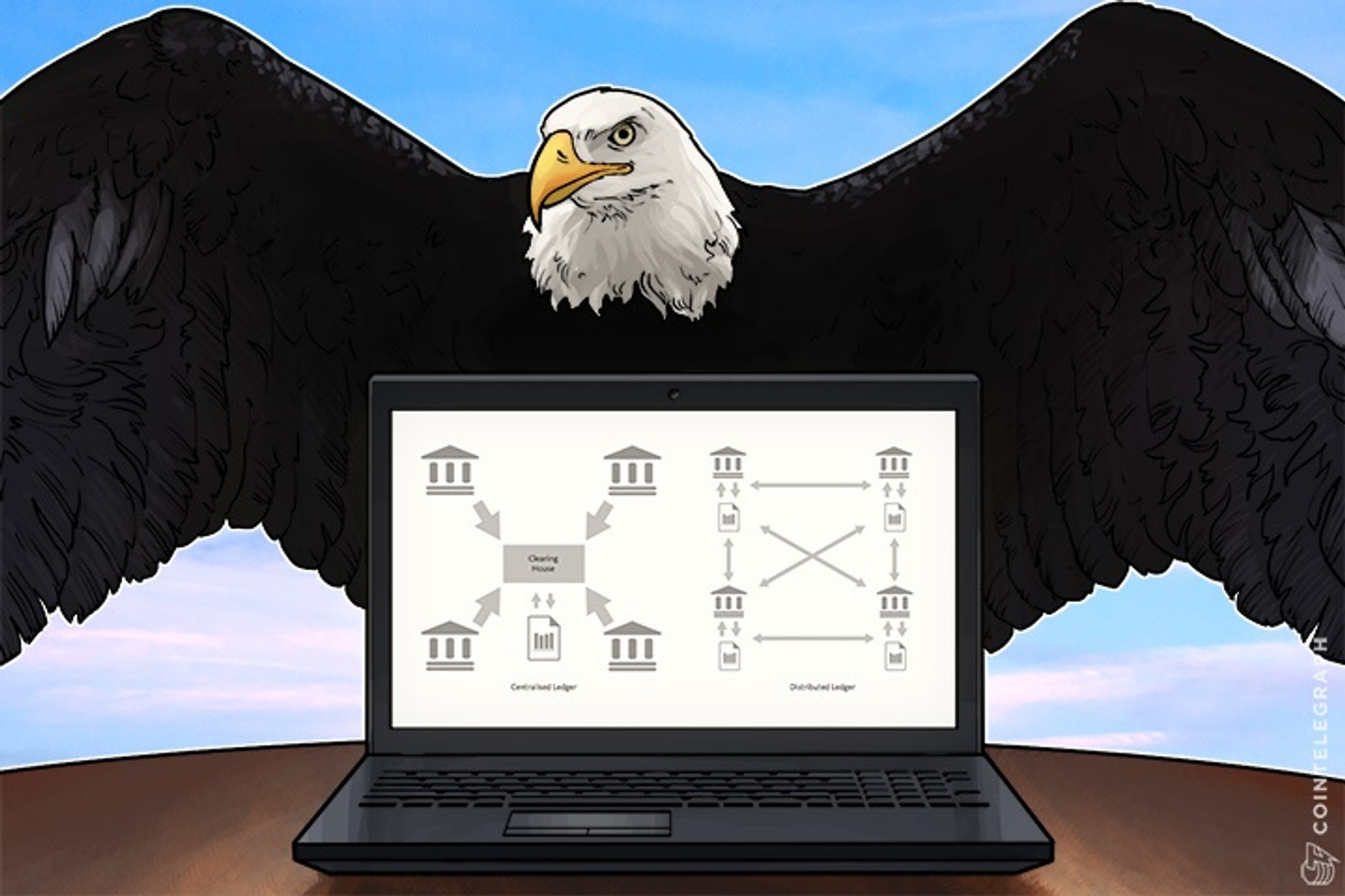 "Federal Reserve Report Focuses on Blockchain, Pigeonholes It As ""Specific Type of Distributed Ledger"""