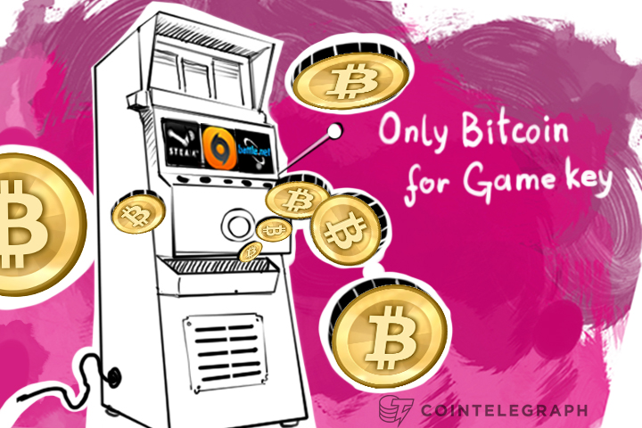 Famous Game Store Now Only Accepts Bitcoin