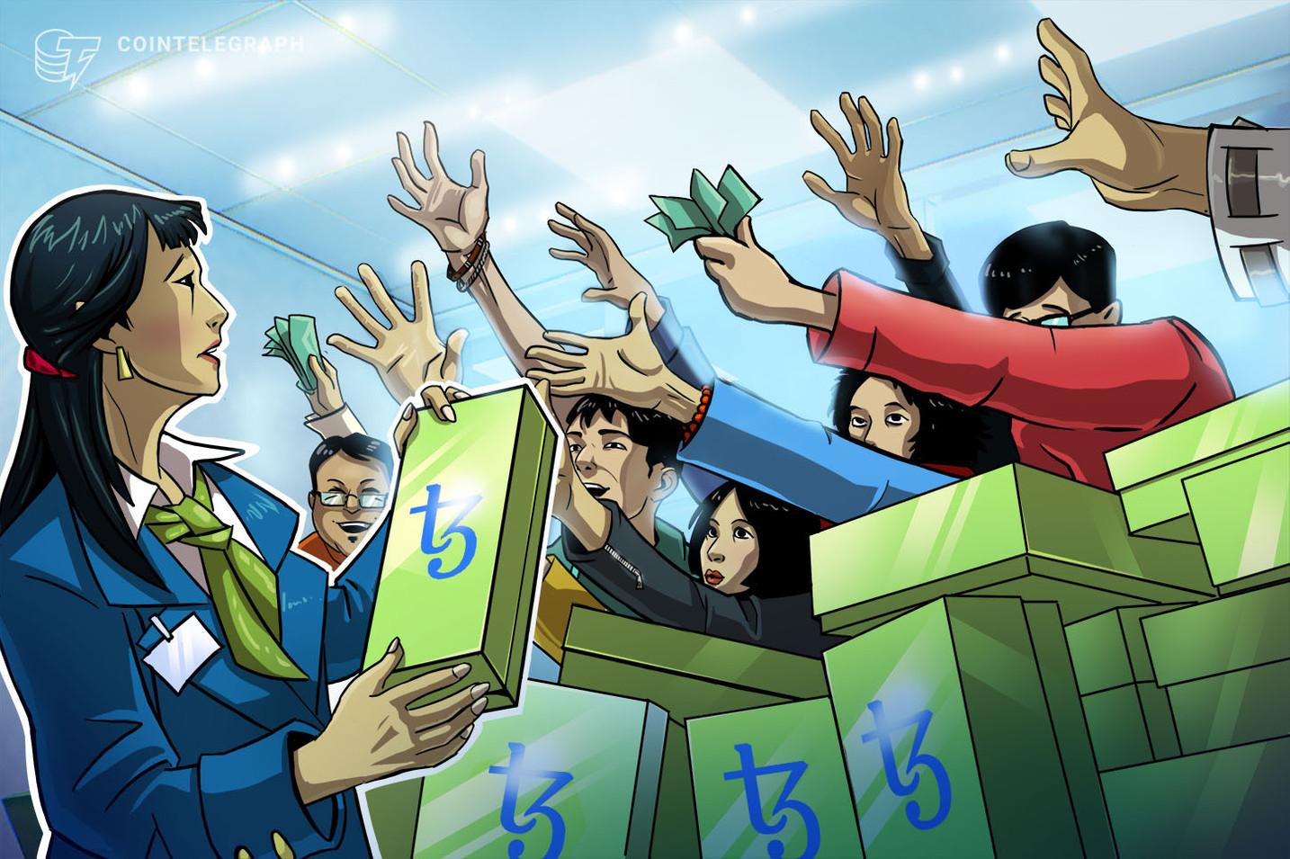 Trading Platform EToro Adds Support for Tezos Amid Price Surge