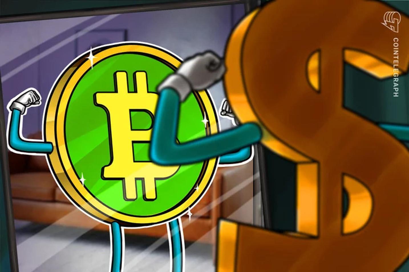 ¿Bitcoin Cash desplazará a Ripple del tercer puesto del ranking general de criptomonedas antes de su próximo halving?