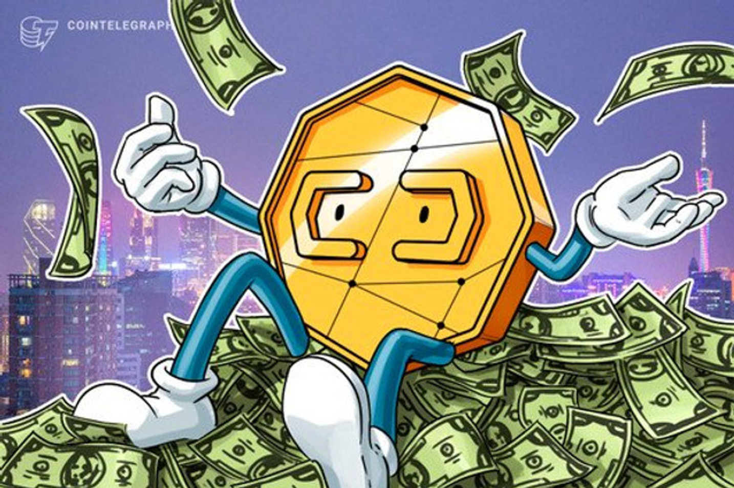 Plataforma de ahorro y crédito en criptomonedas anuncia ronda de financiación por USD 2.7 millones