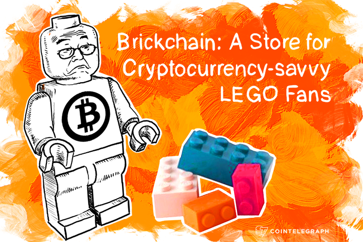 Brickchain: A Store for Cryptocurrency-savvy LEGO Fans
