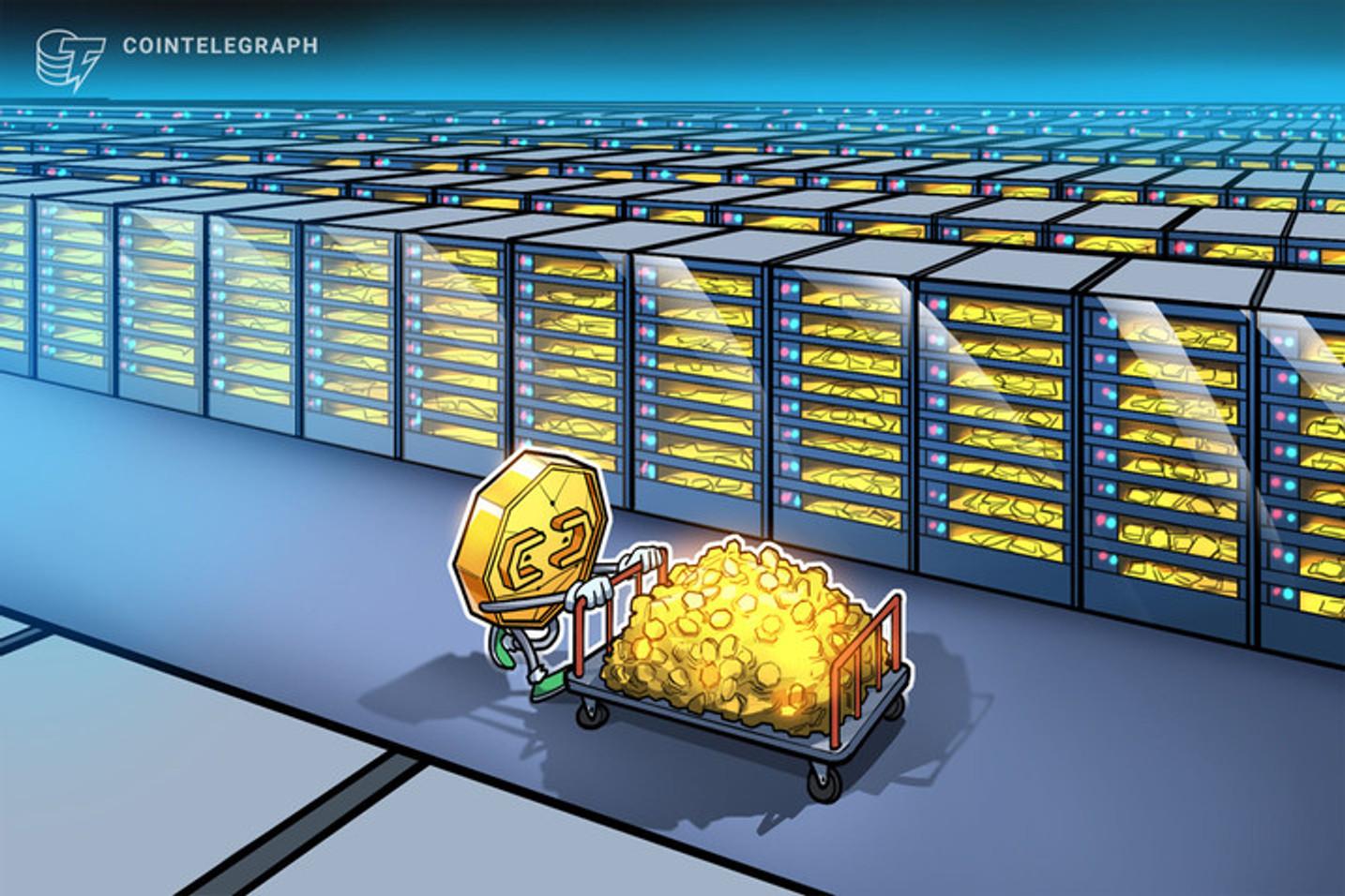 Mineração de criptoativos, em particular do Bitcoin, volta a ser lucrativa