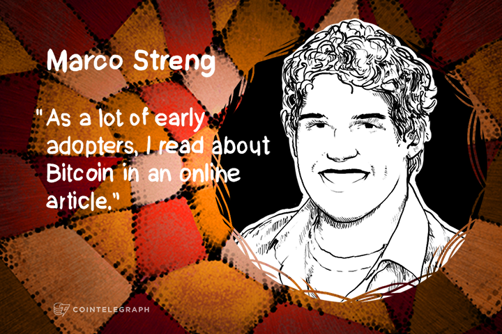 "How the ""Impossible"" Became the Future: A Talk with Genesis Mining's Marco Streng"